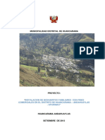 211892209 Proyecto Instalacion de Biohuertos Familiares Con Fines Comerciales en El Distrito de Huancarama Provincia de Andahuaylas Apurimac