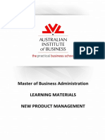 MBA NPM Subject Overview V8Nov14