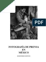 Fotografía de prensa en México