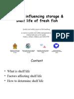 4 Factors Effecting Shelf Life and Storage Life of Fresh Fish