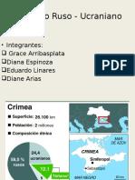 POLÍTICA INTERNACIONAL - CONFLICTO UCRANIANO/RUSO