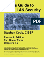 Cobb's Guide to PC and LAN Security Part 1 of 3