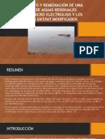 Tratamiento y Remediación de Una Laguna de Aguas Residuales