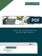 Guía de Instalación Gaviones