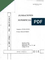 Diseno de Fundaciones Superficiales