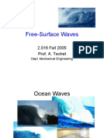 Free Surface Waves