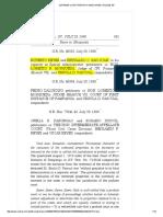 Prop Case 8 - 04 Reyes vs. Mosqueda, 187 SCRA 661, G.R. No. 45262, G.R. No. 45394, G.R. Nos. 73241-42 July 23, 1990