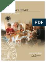 Governor's 2017-19 Budget