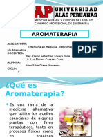 Aromaterapia Arias Silva Diana