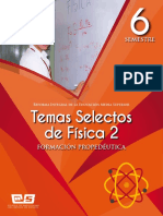FPROP6S Temas Selectos Fisica2