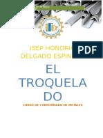 monografia TROQUELADO