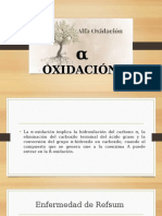 Beta Oxidacion y Cetogene