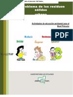 Residuos Urbanos Actividades Didacticas Nivel Primario Listo1
