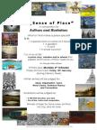 A Sense of Place Poster