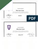 honor awards