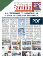 EL AMIGO DE LA FAMILIA domingo 4 diciembre 2016