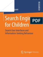 Tatiana Gossen (Auth.)-Search Engines for Children_ Search User Interfaces and Information-Seeking Behaviour-Springer Vieweg (2015)