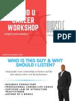 BrandU Career Coaching Workshop