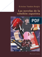 Novelas Zapatistas