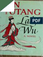 武则天正传 Lady Wu, A Novel