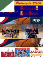 Campus de Baloncesto Baskonia