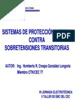 Proteccion Contra Descargas