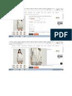 Desain Fashion (Dress)