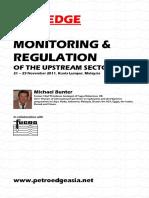 Monitoring Regulation 2011