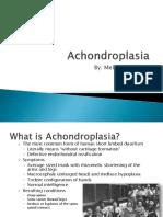achondroplasia online