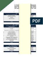 Evaluación Económica y Análisis de Sensibilidad (Momento Tres), Evaluacion de proyectos 2016 II