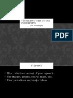 educ 359 effective powerpoint