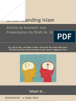 anthropology- understanding islam  1