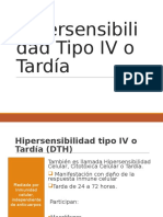 Hipersensibilidad Tipo IV Eponer