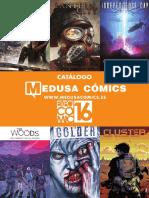 Expocomic 2016 - Medusa Cómics