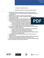 CPA Fieldwork - Reimbursement Guidelines