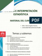 Analisis e Interpretacion Estadistica