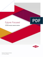 2015 Dow Chemical Annual Report