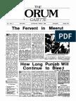 The Forum Gazette Vol. 3 No. 4 February 20-March 4, 1988