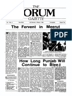 The Forum Gazette Vol. 3 No. 4 February 20-March 4, 1988