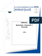 Manual Biología Celular y Tisular. Agosto-diciembre 2016 (1)