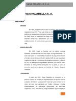 Historia Saga Falabella