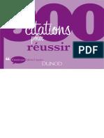 300 citations pour réussir-Dunod