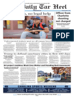 The Daily Tar Heel for Dec. 2, 2016