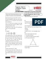 Std 5 Ganit Pravinya 2013 Test Paper