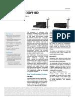 Microsemi Timeprovider1000 1100 416 Vd