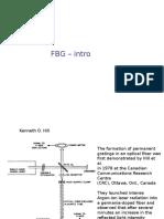 FBG Basics Fabrication