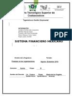 Finanzas Unidad 5