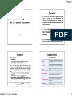 L9. IFRS 13 — Fair Value Measurement