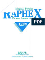 Raphex 1996 Answers