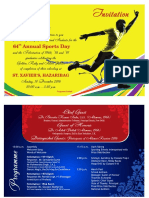 Sports Day Invitation 2016 PDF Pree